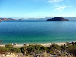 .. or simply paradise. Baja California